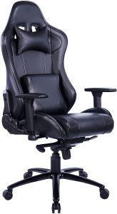 PU Leather Desk Gaming Chair